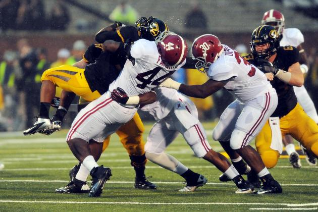 Alabama Football: 5 Teams the Tide's Backups Could Beat