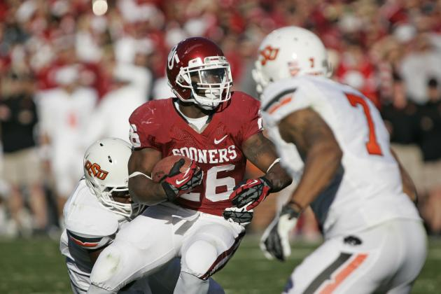 Oklahoma Football: 7 Most Important Spring Practice Position Battles