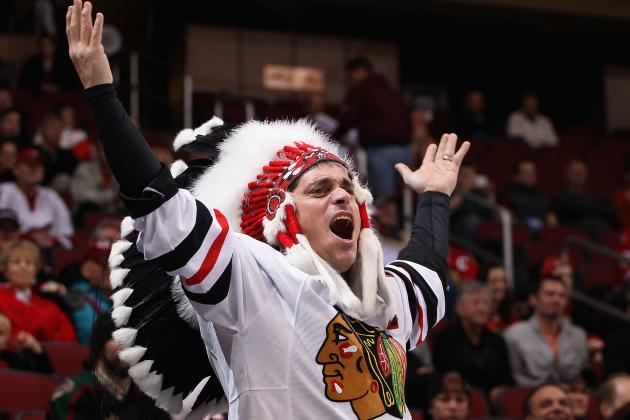 5 Signs That You Are a Spoiled Chicago Blackhawks Fan