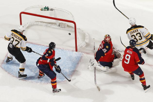 10 Best NHL Plays from February (Video)