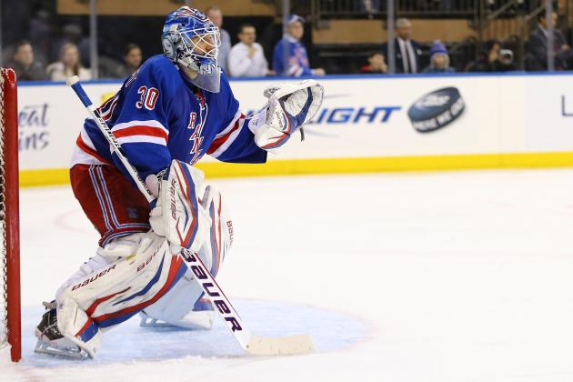 Henrik Lundqvist by the Numbers