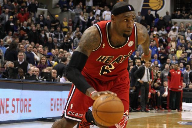 Ranking the Coolest NBA Jerseys Worn So Far This Season