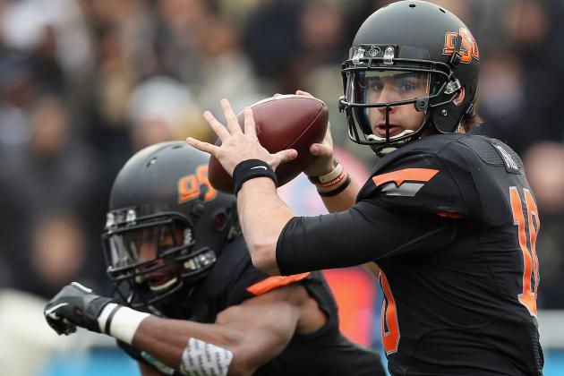 Oklahoma State Football: Position-by-Position Spring Practice Preview