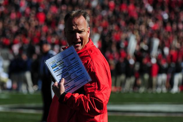 Georgia Football: Mark Richt's 5 Biggest Worries Headed into Spring Practice