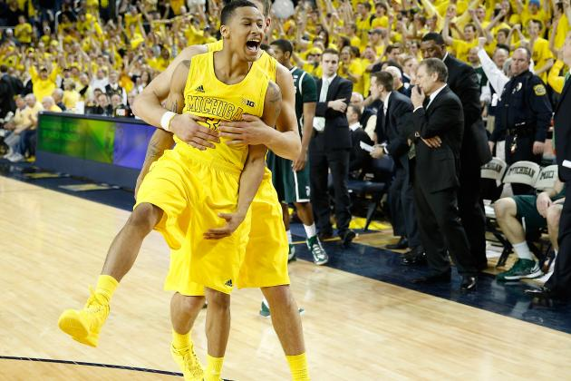 Michigan Basketball: 10 Lessons Learned from the Win Over Michigan State