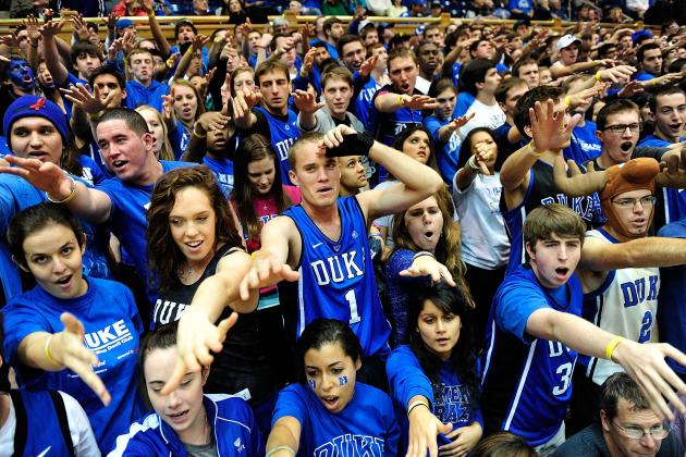 Ranking the Meanest Fans in College Basketball