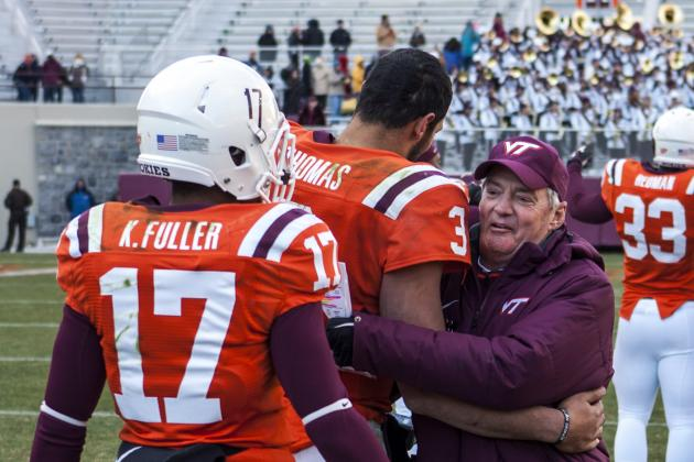 Virginia Tech Football: 3 Concerns Facing Frank Beamer Heading into Spring