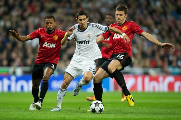 Manchester United vs. Real Madrid: Complete Champions League Preview