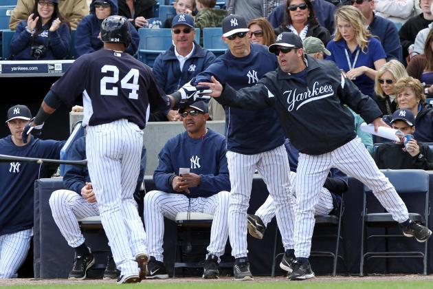 New York Yankees: Biggest Surprises for Bombers So Far in Spring Training