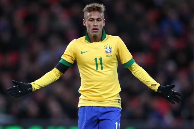 World Football Gossip Roundup: Neymar, Robert Lewandowski, Christopher Samba