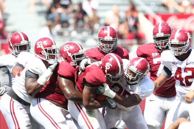 Alabama Football: 6 Players with the Most to Gain in Spring Practices