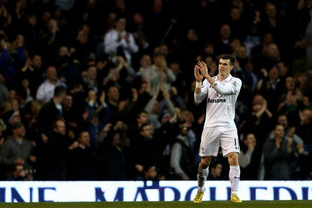 Gareth Bale Transfer Rumours: Latest Gossip on Spurs' Red-Hot Winger
