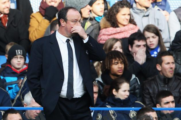Rafael Benitez: 6 Most Head-Scratching Quotes by the Chelsea Manager