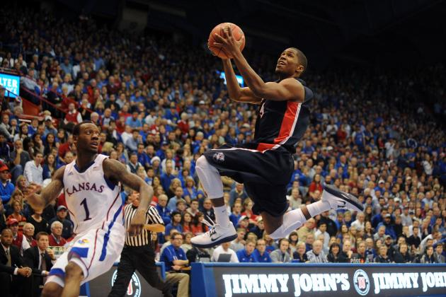 Bracketology: Bubble Teams Who Will Make Noise in the NCAA Tournament