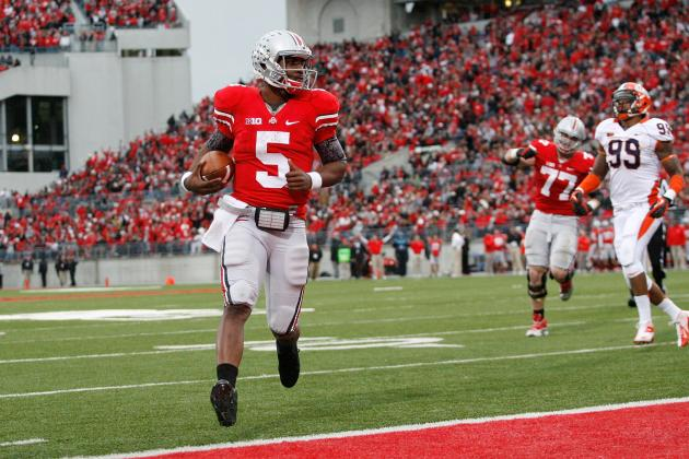 Why Braxton Miller Will Have a Better 2013 Than Johnny Manziel