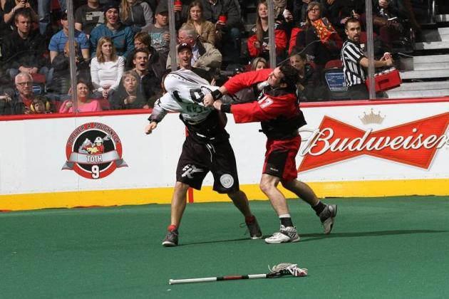NLL: Top 10 Highlights from Rush V. Roughnecks