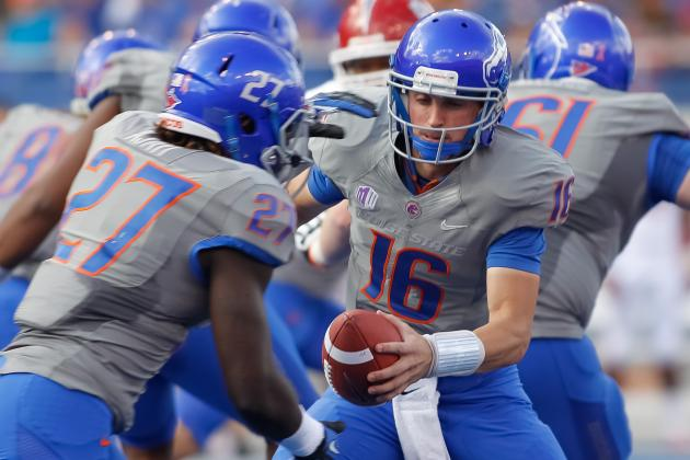 Boise State Football: 6 Broncos in Position for a Big 2013 Season