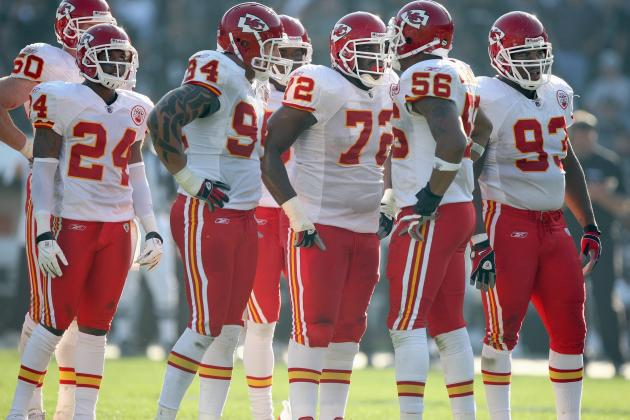 Kansas City Chiefs: Positions of Need in the Draft and Free Agency