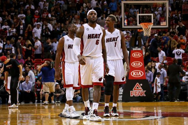 Ranking the NBA's Top Trios
