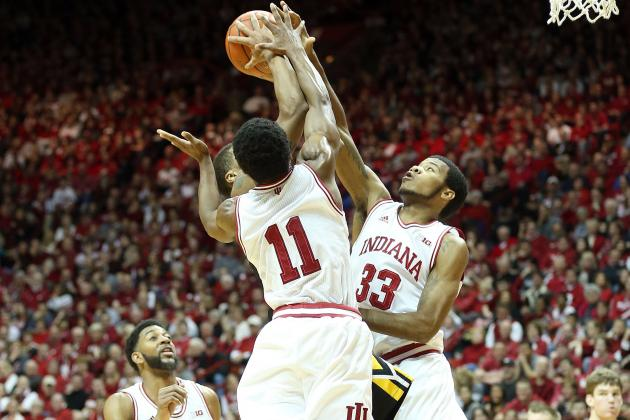 Breaking Down Indiana's Chances at No. 1 Overall Seed in NCAA Tournament