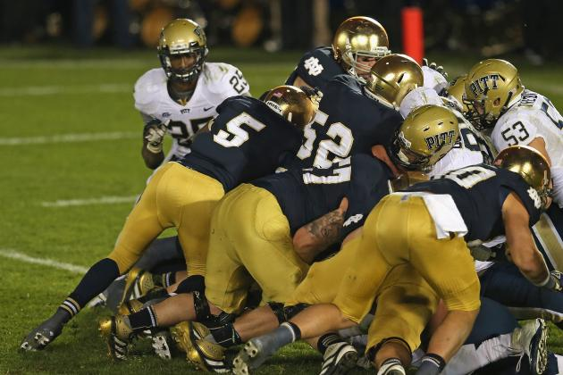 Notre Dame Football Pre-Spring Opponent Preview: Pittsburgh