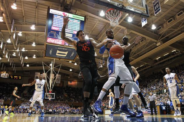 2013 March Madness Field of 68 Projections for March 4