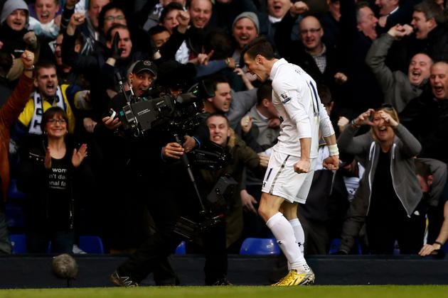 Gareth Bale: 6 Best Reasons to Stay at Spurs Next Season