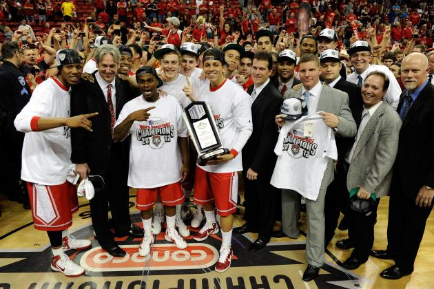 Top 10 College Basketball Conference Tournaments to Watch in 2013