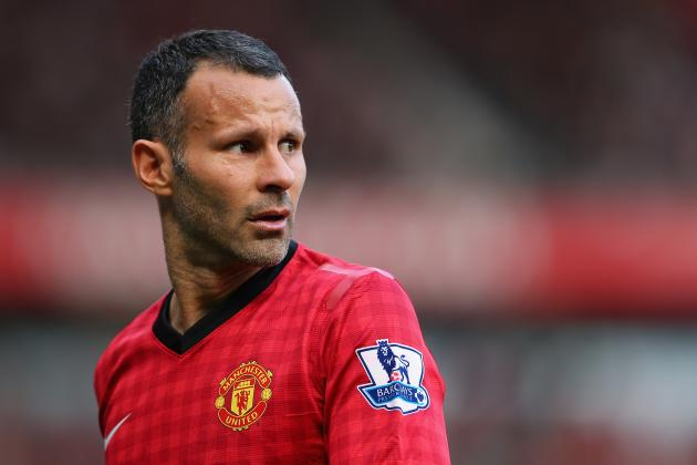 Ryan Giggs: 10 People Who Love Ryan Giggs More Than Ryan Giggs Loves Man United