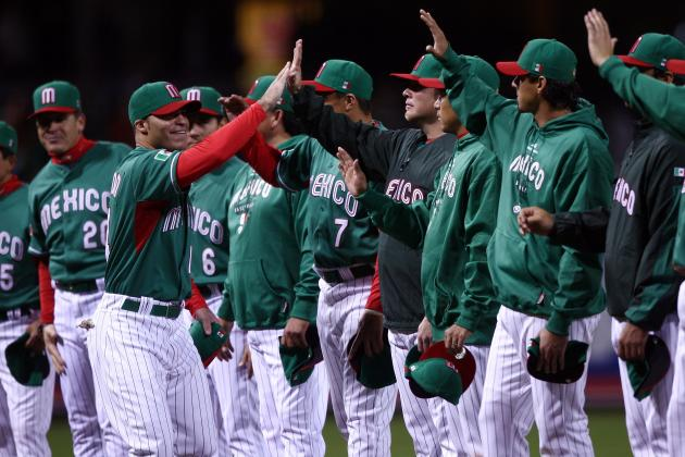Team Mexico World Baseball Classic 2013: Schedule, Roster and Predictions