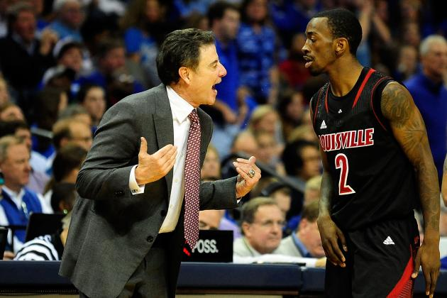 College Basketball Picks: Cincinnati Bearcats vs. Louisville Cardinals