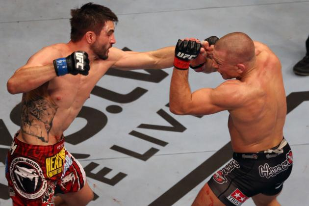 Five Reasons Carlos Condit Will Defeat Johny Hendricks at UFC 158