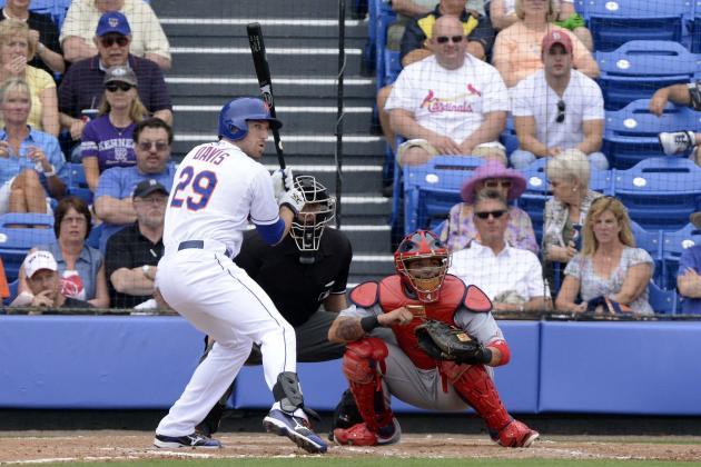 Predicting New York Mets' Starting Lineup Halfway Through Spring Training