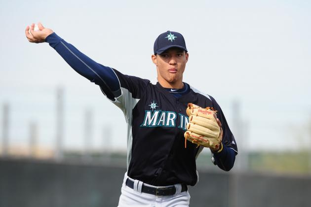 Seattle Mariners' Top 10 Prospects Rankings, Spring Forecasts