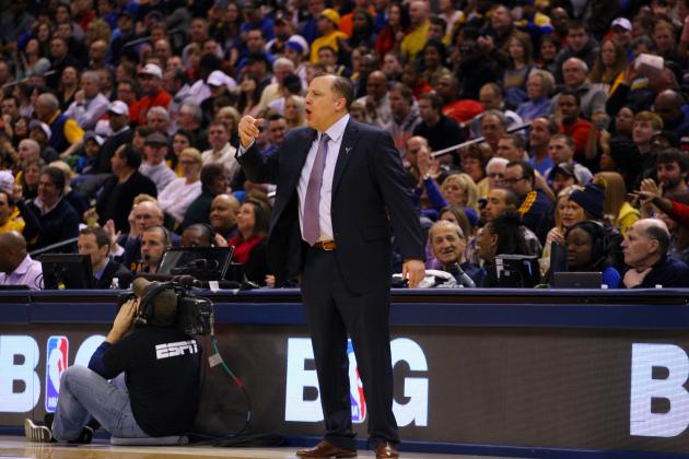 Chicago Bulls vs. Indiana Pacers Recap: Grading the Bulls' 97-92 Loss to Pacers
