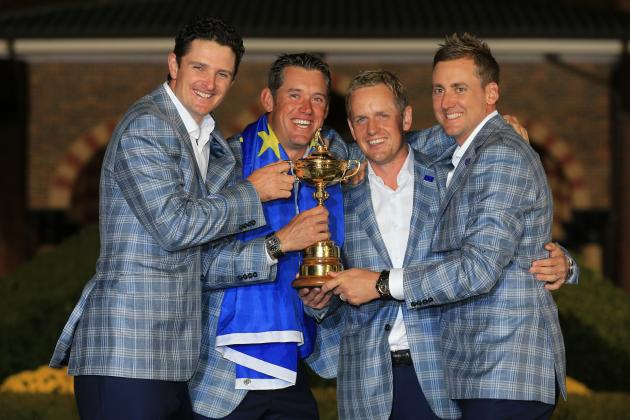PGA Tour: Ranking 2013 Likely 1st-Time Major Winners