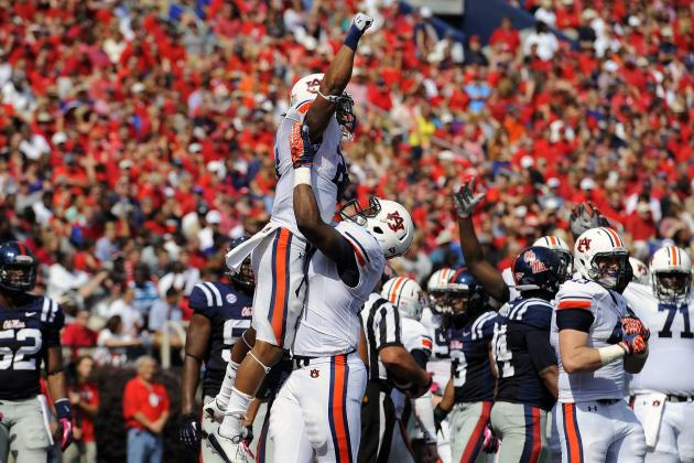 Auburn Football: 5 Tigers That Will Be Household Names by Season's End