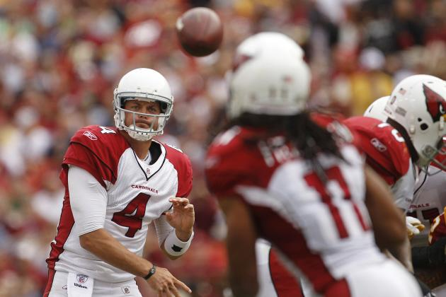 Ranking the Arizona Cardinals QB Options for 2013
