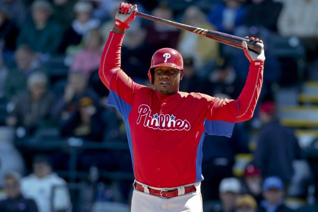 Philadelphia Phillies ST Stock Watch: Which Players Are on Fire and Slumping?