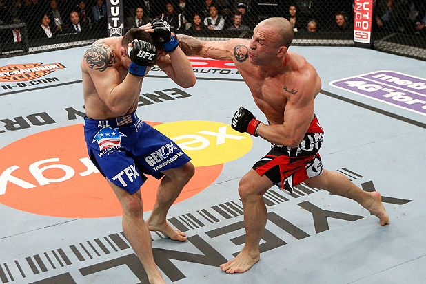 10 Least Consistent Fighters in the UFC