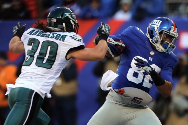 Sign or Pass on Philadelphia Eagles' Remaining Free Agents