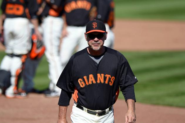Biggest San Francisco Giants Surprises So Far in Spring Training