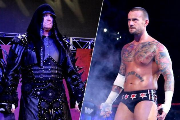5 Reasons Why Undertaker vs. CM Punk Will Steal the Show at WrestleMania