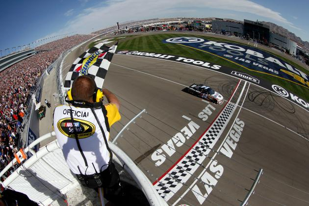 NASCAR Sprint Cup Series at Las Vegas: Predicting the Top 10 Finishers