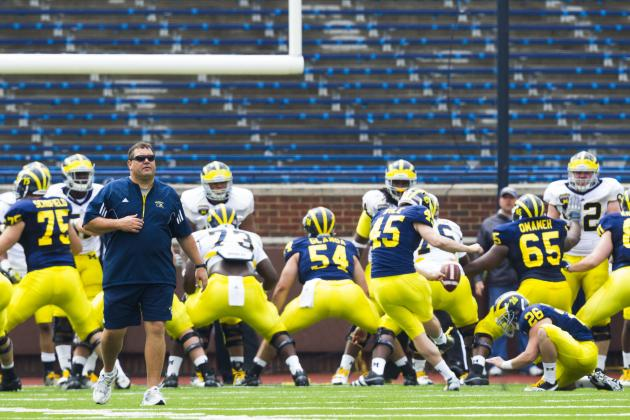 Michigan Football: Position-by-Position Spring Practice Preview