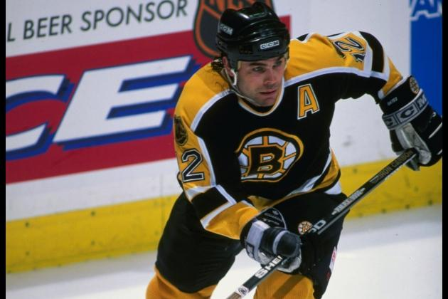Adam Oates and the 12 Best Bruins-Capitals Connections of All Time