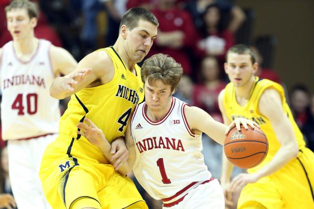 Indiana vs. Michigan: The 5 Best Subplots in B1G Showdown