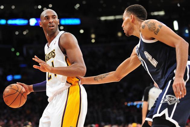 NBA Picks: Los Angeles Lakers vs. Oklahoma City Thunder