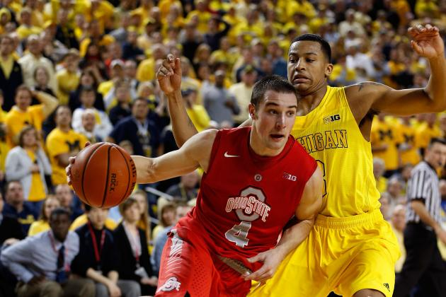 College Basketball: Ranking the Top 10 Players in the Big Ten