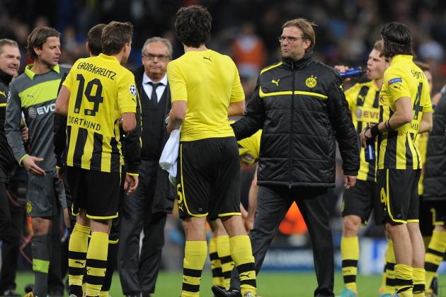 What We Learned from Dortmund's 3-0 Thrashing of Shakhtar Donetsk